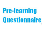 DFI Listening and Changing Resources and Supports Pre-learning Questionnaire