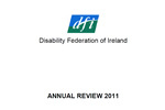 Disability Federation of Ireland Annual Review 2011
