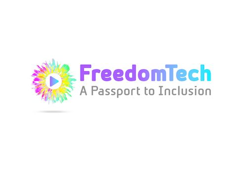 FreedomTech A Passport to Inclusion Logo