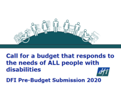 Pre-Budget Submission 2020