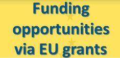 EASPD Funding opportunities via EU grants, Presentation by Irene Bertana, Policy & Communications Officer, EASPD