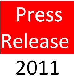 Press Releases from DFI in 2011