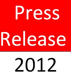 Press Releases from DFI in 2012