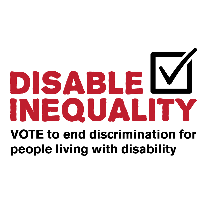 Disable Inequality Manifesto