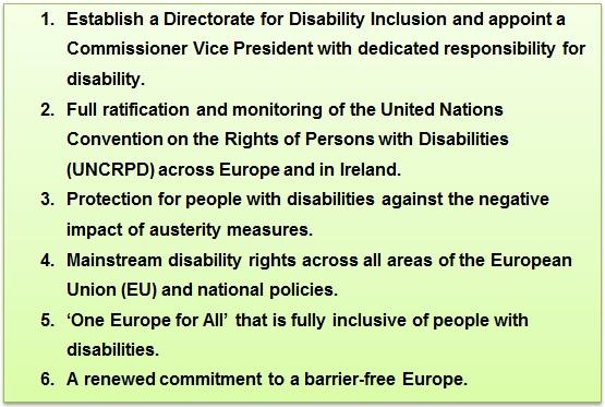 publications disability federation of ireland